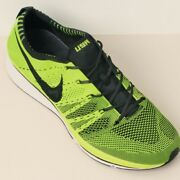 Nike Flyknit Trainer 2012 Olympic Medal Pe Volt Usa Rare Collectible Mens 14 Us