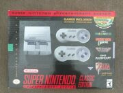 100 Authentic Brand New In Box Snes Classic Edition