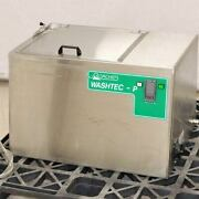 Roaches Ads Washtec 2-pot Wash Fastness Tester System Standards Compliance
