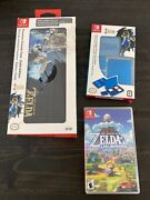 The Legend Of Zelda Links Awakening - Console Case - Game Protection Case