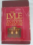 The Lyle Official Antiques Review 1982 Identification And Value Guide Book