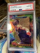1993 Topps Finest 164 Dikembe Mutombo Psa 10 Pop 5 Nuggets So Nice And Rare