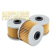 Brand New Oil Filter For Yamaha Grizzly 600 4x4 Yfm600fw And Raptor 700 Yfm700r