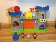 Fisher Price Little People Mighty King's Castle Cmv70 With Sound