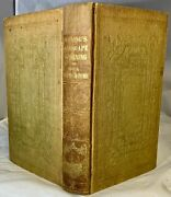 A J Downing / Treatise On The Theory And Practice Of Landscape Gardening 1st Ed