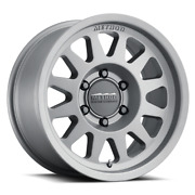 Method Race Discontinued - Mr704 17x8.5 0mm Offset 8x180 130.81mm Centerbore