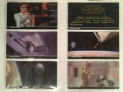 Star Wars 3di Topps 1996 Widevision Card Set 63 And Promo Cards 2