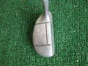 Vintage Ray Cook M 1 Solid Aluminum Putter