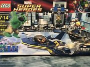 Lego Marvel Avengers Super Heroes Used Ages 7-14 Hulk's Helicarrier Breakout 389