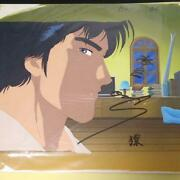 City Hunter Cel Picture Japan Anime Used