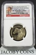 2012 S Sacagawea 1 17th Century Trade Routes Ngc Pf70 Early Releases