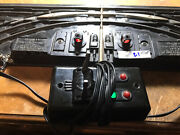 One Pair Lionel No.1122 Non Derailing Switches For 027. 22