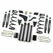 Zone Offroad D16n 5 Inch Suspension Lift Kit For 10-13 Dodge Ram 2500/3500 New
