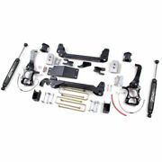 Zone Offroad F8n 4 Inch Suspension System For 2004-2008 Ford F150 4wd New