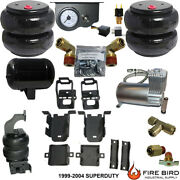 B Chassistech Tow Kit Ford F250 F350 1999-2004 Compressor And Manual Valve