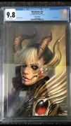 Witchblade 14-cgc 9.8-super Rare Publisher Proof 10/19-stjepan Sejic Cover