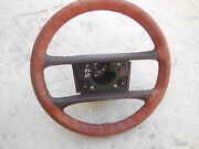 Porsche 944 Rs /964 Rs Steering Wheel/no Horn Button Fl10 9443470840910verl