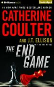 Catherineellison, J.t. Coulter - The End Game A Brit In The Fbi Cd Used Good