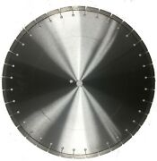 10-pack 20-inch Dry/wet Concrete Diamond Cutting Blade