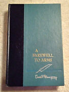 Ernest Hemingway A Farewell To Arms. First Edition Re-issue 1957. Near-mint