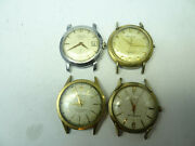 Waltham 41 30 53 And 65 High Jewel Vintage Watches For Restoration Or Parts