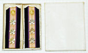 Imperial Japanese Navy Shoulder Boards Institution Captain Late Type Japan