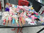 Vintage Mattel Barbieken And Friends Dolls Plus Clothesaccessories Ect 80and039s And 9