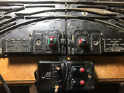 One Pair Lionel No. 1122 Switches For 027 Track 9