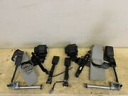 2012-13-14-15-16-17 Chevrolet Traverse Enclave Gmc Acadia Seatbelts Lh And Rh
