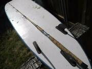 Vintage Reflexe 7 Ft Custom Re-wrapped Spinning Rod-pre Sabre Calif. Tackle Co.