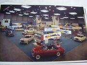 1962 Studebaker Display Chicago Auto Show 11 X 17 Photo Picture