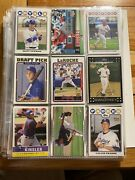 2004-2009 Rookie Baseball Card Lot Over 160 Cards