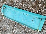1961 1962 1963 Ford Unibody Truck Tailgate 61 62 63 F100 Tail Gate Pickup