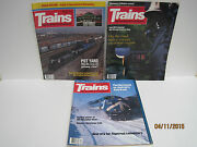 Trains 26 Back Issues Magazines