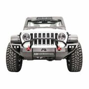 Fab Fours Jl18-d4652-1 Vengeance Front Bumper W/pre-runner Guard For Jeep Jl New