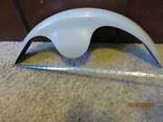 Sumax Front Fender For Harley Davidson Or Chopper Build,new Old Stock,open Box.