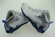 Nike Shox Vc3 Iii Menand039s Basketball Shoes Vince Carter 307111 141 Size 15 Us M
