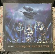 Rush – Clockwork Angels Tour Limited Deluxe Edition 0540 Of 5000 - New And Sealed