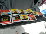 Vintage Topps Trading Card Packages Lot Of 401 Alf,wwf,batman,nintendo