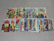 Lot Of 43 Low Grade Bronze Age Charlton Horror War Western And More Comics