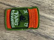 Topps Original 1973-1974 Wacky Packages Sew-on Cloth Patch - Fang