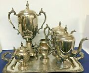 Set 7 Pieces F.b.rogers Silver Co. 1883 Vintage, Never Used