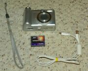 Canon Powershot A95 5mp Digital Camera With 3x Optical Zoom - Silver