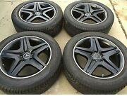 20 Mercedes G Wagon G63 G65 Amg Wheels Rims And Tires Oem Benz 85327