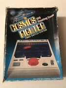 Vintage Cosmos Fighter Ufo Shooting Game Timer Switch System Mini Tabletop Game