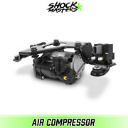 Air Ride Suspension Air Compressor Pump W/ Mounting Bracket For 2007-2013 Bmw X5