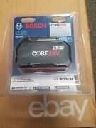 Bosch Core 18v 8.0ah Lithium Ion Battery Gba18v80  Same Day Free Shipping
