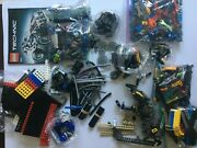 Technic And Lego And Bionicle Lot 5 Lb Technic Pieces Tons Of Parts