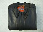 Usaf A-2 Leather Flight Jacket Size 58r Mfg Cooper - Dated 2001 - New W/ Tags