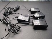 Plantronics Home Travel Charger For 640 645 655 510 320 340 Bluetooth Lot Of 4